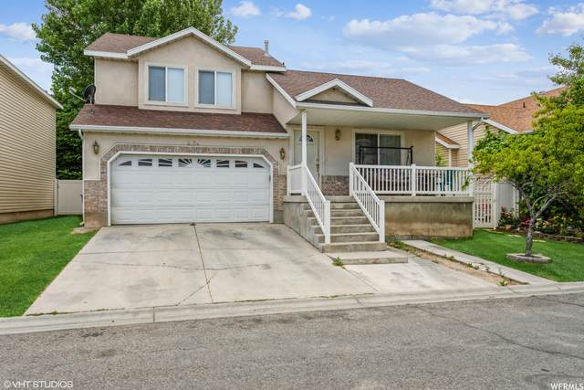 3184 S Ivy Park Dr W, West Valley City, UT 84119 (#1748595) :: The Fields Team