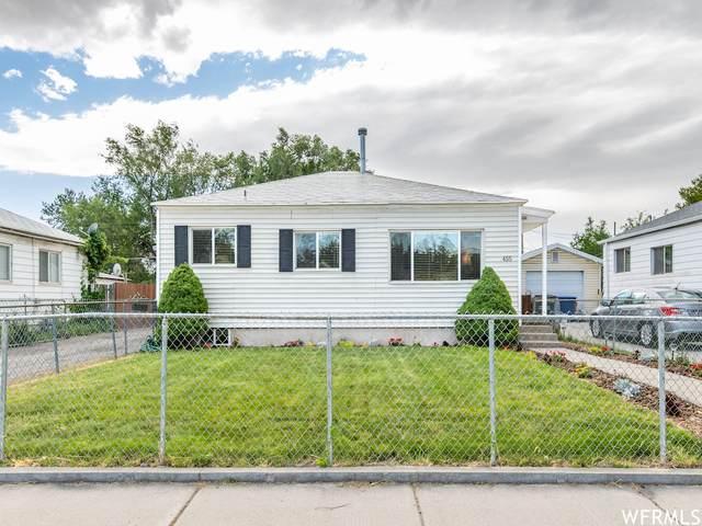 455 N 1000 W, Salt Lake City, UT 84116 (#1748599) :: Berkshire Hathaway HomeServices Elite Real Estate