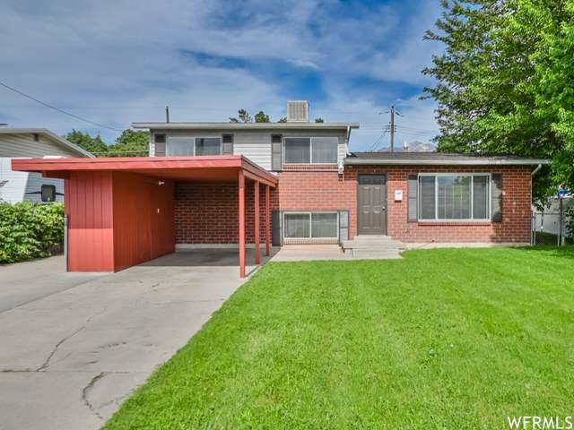 8301 S Adams St, Midvale, UT 84047 (#1748612) :: Gurr Real Estate