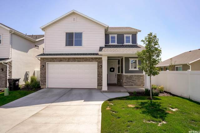 1705 W Parkview Dr, Syracuse, UT 84075 (#1748615) :: UVO Group   Realty One Group Signature