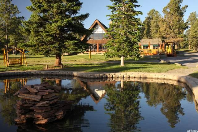 2450 W Red Canyon Lodge, Dutch John, UT 84023 (#1748618) :: Bear Phelps Group