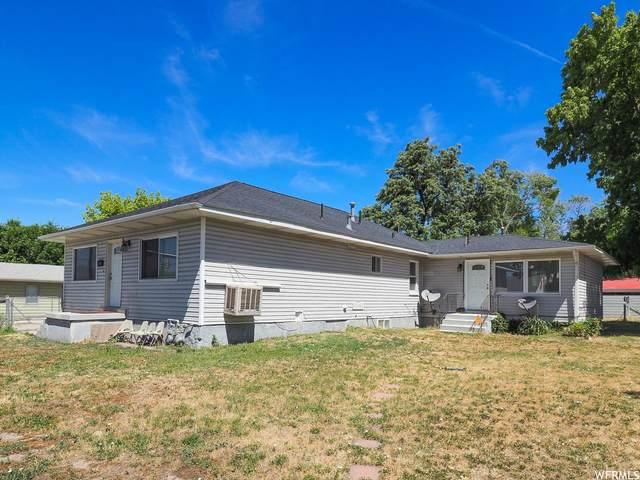 1656 W Indiana Ave S, Salt Lake City, UT 84104 (#1748640) :: Utah Real Estate