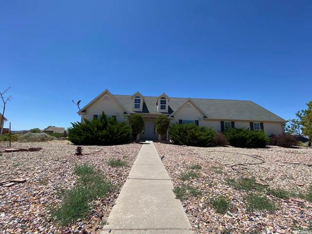 1022 S Laurie Ln, Cedar City, UT 84720 (#1748649) :: Doxey Real Estate Group