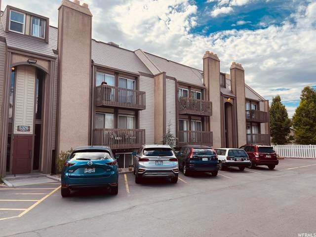 5325 S 580 E B, Millcreek, UT 84107 (#1748655) :: Gurr Real Estate