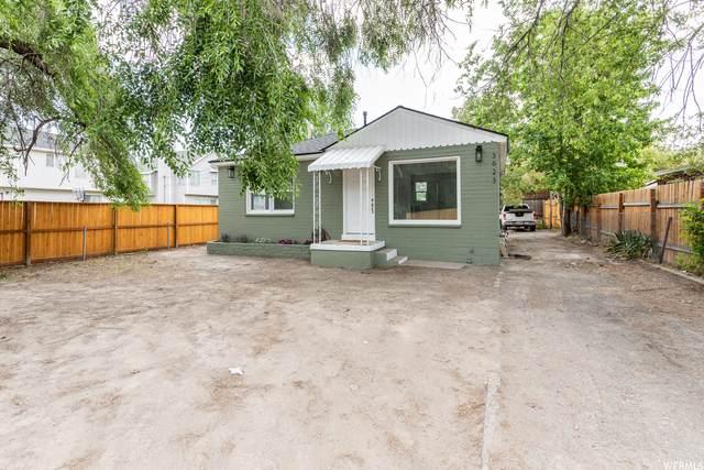 3623 S 700 E, Salt Lake City, UT 84106 (#1748656) :: Doxey Real Estate Group