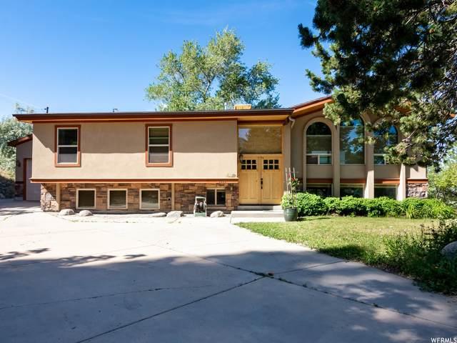 8566 S Kings Cove Dr, Cottonwood Heights, UT 84121 (#1748660) :: Gurr Real Estate