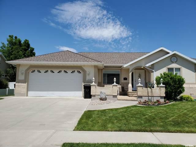 2167 E 1760 S, Spanish Fork, UT 84660 (#1748673) :: Utah Real Estate