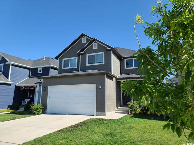 58 W 470 N, Vineyard, UT 84059 (MLS #1748708) :: Lookout Real Estate Group