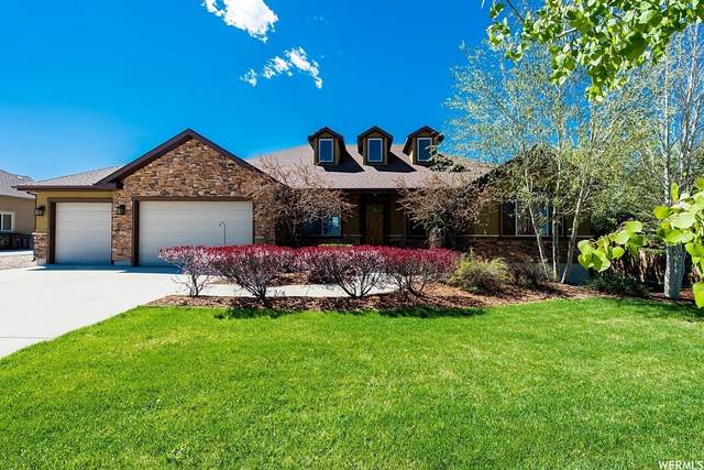 166 W Wild Willow Dr, Francis, UT 84036 (#1748715) :: Utah Real Estate