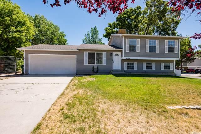 12169 S Cinnamon Ridge Rd, Sandy, UT 84094 (#1748716) :: Utah Real Estate