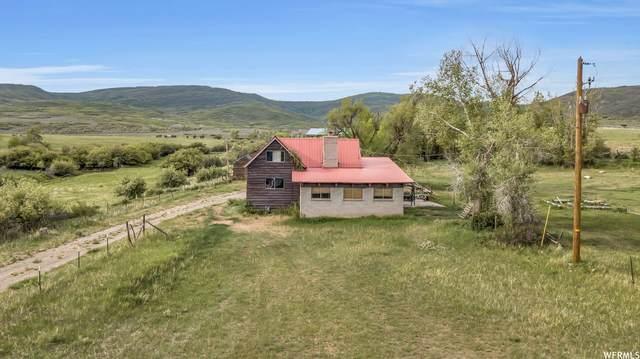 1176 W Big Piney Ranch Rd N #5930, Peoa, UT 84061 (#1748723) :: The Lance Group