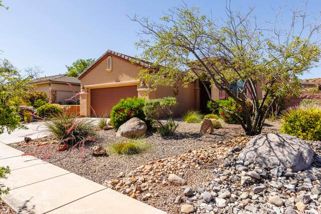 2903 E Slick Rock Rd, Washington, UT 84780 (#1748789) :: Utah Real Estate