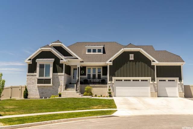 2648 N Stanley Crane Dr W, Clinton, UT 84015 (#1748792) :: Utah Best Real Estate Team | Century 21 Everest
