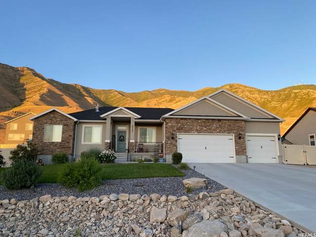 8544 N Lakeshore Dr, Lake Point, UT 84074 (#1748794) :: Exit Realty Success