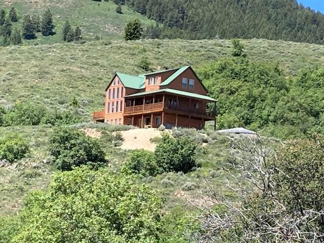377 Juniper Dr #478, Fish Haven, ID 83287 (#1748800) :: Berkshire Hathaway HomeServices Elite Real Estate
