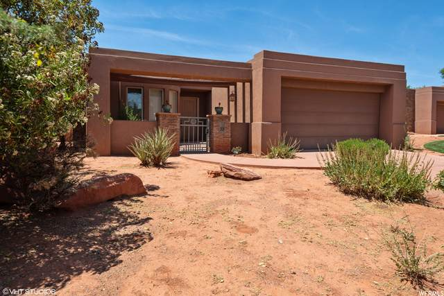 2255 N Tuweap Dr #22, St. George, UT 84770 (#1748817) :: The Perry Group