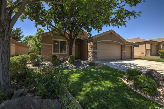 805 S Dixie Dr #34, St. George, UT 84770 (#1748819) :: Powder Mountain Realty
