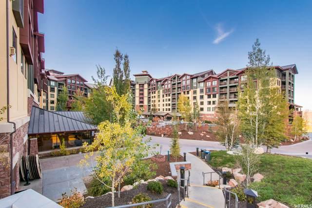 3855 Grand Summit Dr 334-36, Park City, UT 84098 (#1748826) :: Powder Mountain Realty