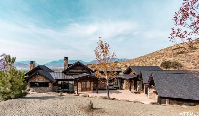 1689 N Chimney Rock Rd, Heber City, UT 84032 (#1748838) :: Doxey Real Estate Group