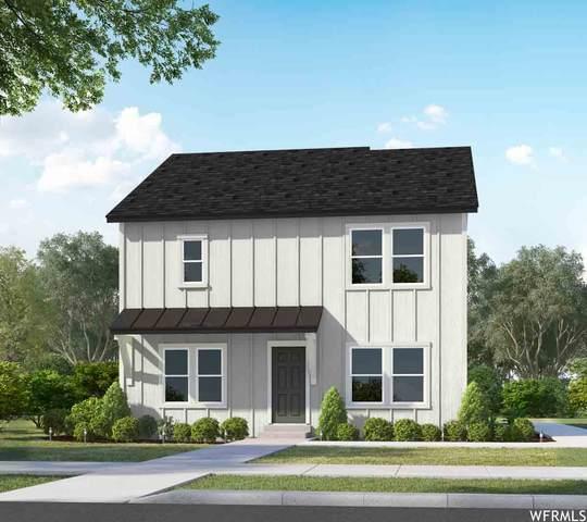 1265 E 1750 N #127, Payson, UT 84651 (#1748845) :: Berkshire Hathaway HomeServices Elite Real Estate