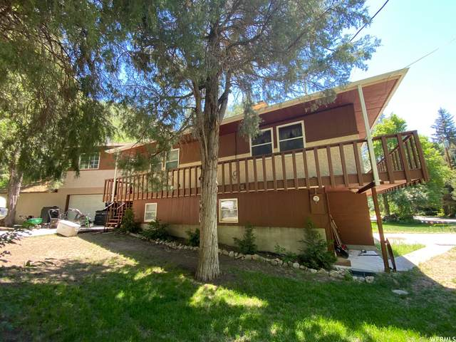 1915 S Holiday Hills Rd., Springville, UT 84663 (#1748848) :: Powder Mountain Realty