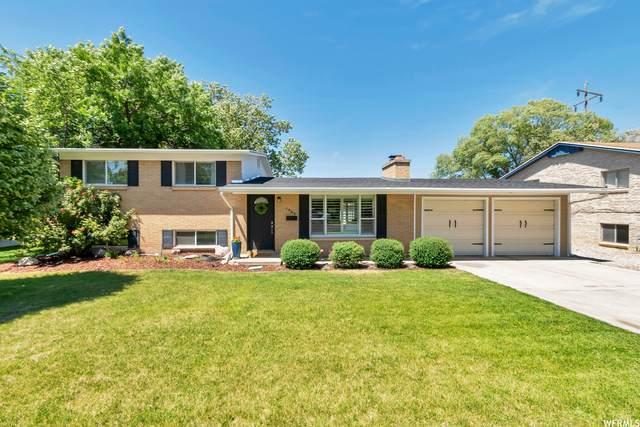 1983 E 6850 S, Cottonwood Heights, UT 84121 (#1748868) :: Utah Real Estate