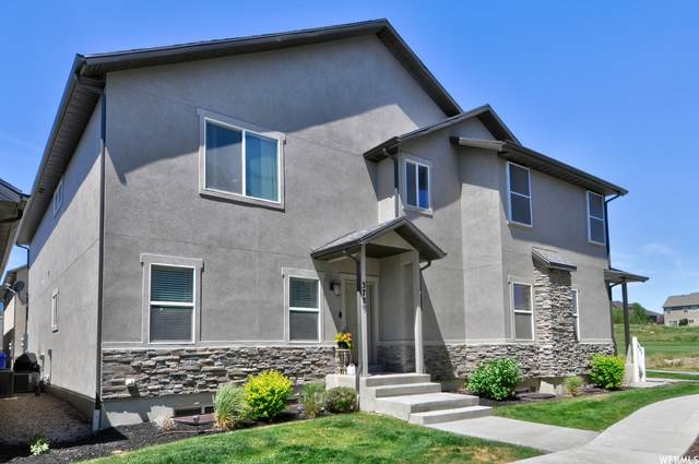 3789 E Cunninghill Dr N, Eagle Mountain, UT 84005 (#1748877) :: Red Sign Team