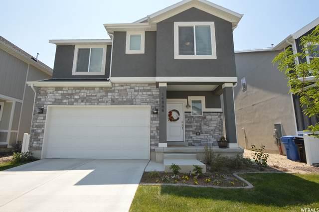 14866 S Messi St W, Herriman, UT 84096 (#1748884) :: Utah Real Estate