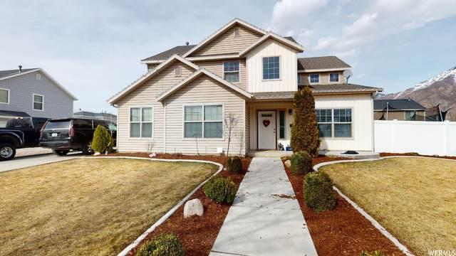 1394 W 150 N, Springville, UT 84663 (#1748885) :: Utah Real Estate