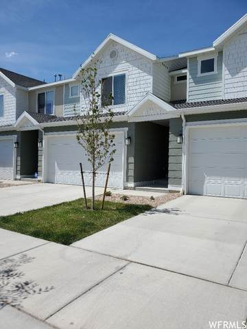 3840 S Bowie Dr W #196, Magna, UT 84044 (#1748900) :: Doxey Real Estate Group