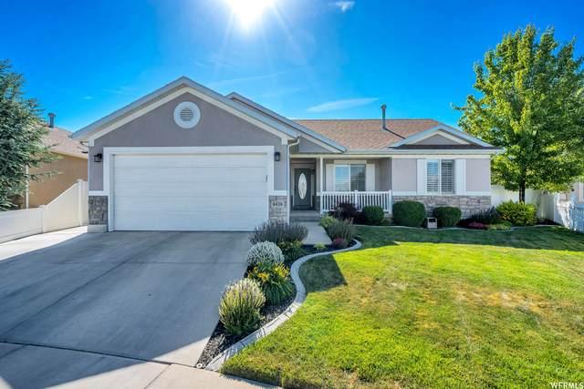 8438 S Oak Farms Dr W, West Jordan, UT 84081 (#1748912) :: Berkshire Hathaway HomeServices Elite Real Estate