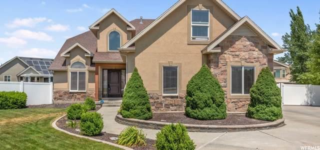 11721 S Cedar Stone Cir W, South Jordan, UT 84095 (#1748917) :: Berkshire Hathaway HomeServices Elite Real Estate