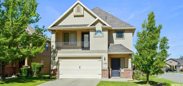 1033 N 670 W, Centerville, UT 84014 (#1748925) :: Utah Real Estate