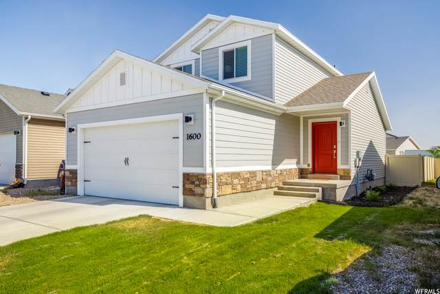 1600 E Tumwater Ln S, Eagle Mountain, UT 84005 (#1748931) :: Utah Best Real Estate Team | Century 21 Everest