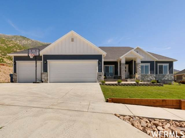 76 N Angelous Dr, Santaquin, UT 84655 (#1748936) :: UVO Group | Realty One Group Signature