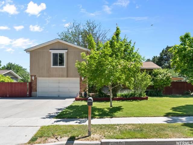 1497 W Elmhill Cir, Taylorsville, UT 84123 (#1748941) :: Utah Real Estate