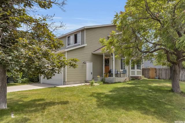 2913 W Sussex Pl S, West Valley City, UT 84119 (#1748948) :: Utah Real Estate