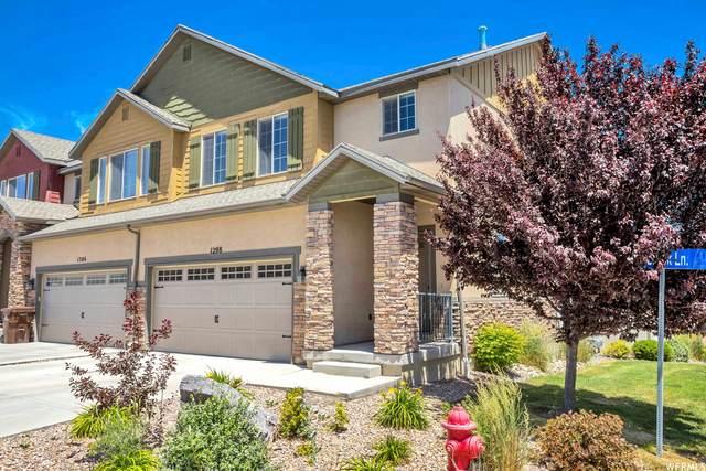 1298 N Willowbrook E, Saratoga Springs, UT 84045 (#1748951) :: goBE Realty