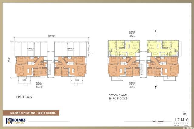8344 S Iris Lumi Ln W #302, Midvale, UT 84047 (#1748989) :: Colemere Realty Associates