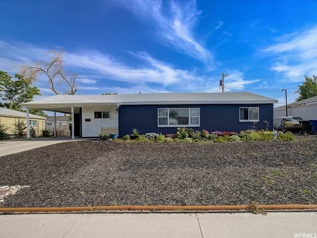 4051 W 5540 S, Salt Lake City, UT 84118 (#1748990) :: Bustos Real Estate | Keller Williams Utah Realtors
