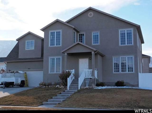3815 S Lake Vista Dr, Saratoga Springs, UT 84045 (#1748992) :: Bear Phelps Group