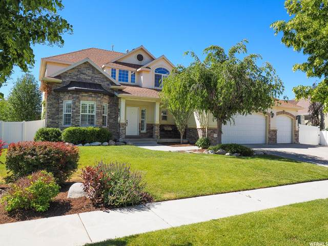 3139 W Cisco Ridge Rd, Taylorsville, UT 84129 (#1748993) :: Utah Best Real Estate Team | Century 21 Everest