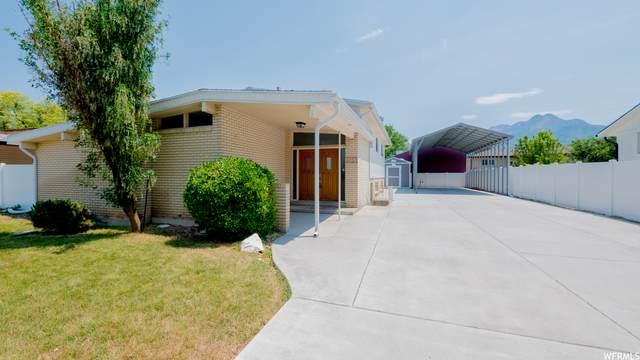 4025 S 1100 E, Salt Lake City, UT 84124 (#1749011) :: Utah Real Estate