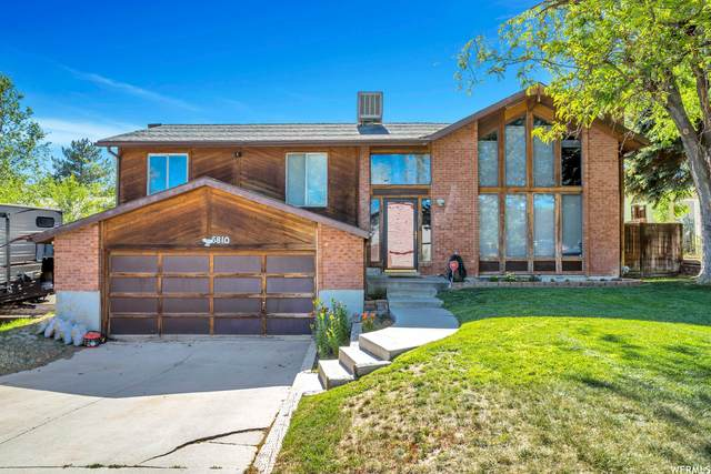 6810 S 1480 W, West Jordan, UT 84084 (#1749026) :: Berkshire Hathaway HomeServices Elite Real Estate