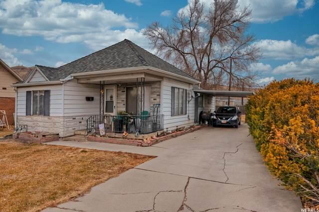 666 N 800 W, Salt Lake City, UT 84116 (#1749029) :: Berkshire Hathaway HomeServices Elite Real Estate