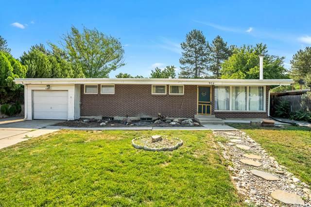908 Madsen Ln, North Salt Lake, UT 84054 (#1749039) :: Doxey Real Estate Group