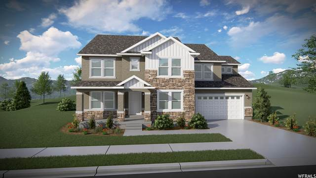 4917 N Canaan Peak Dr #1407, Eagle Mountain, UT 84005 (#1749064) :: Doxey Real Estate Group
