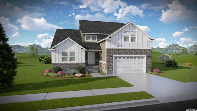 4893 N Canaan Peak Dr #1408, Eagle Mountain, UT 84005 (#1749065) :: Doxey Real Estate Group