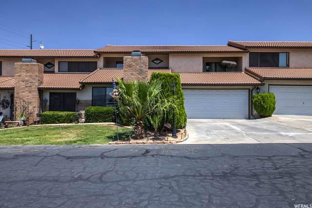 1050 E Brigham Rd #24, St. George, UT 84790 (#1749069) :: C4 Real Estate Team