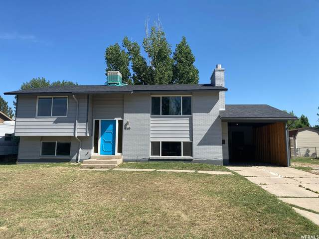 845 W 700 N, Clearfield, UT 84015 (#1749075) :: Colemere Realty Associates